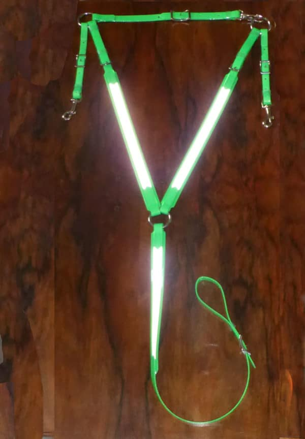 High Visibility Breastplate-1321