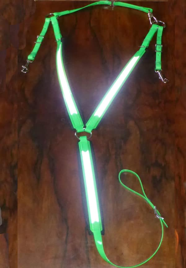 High Visibility Breastplate-1320