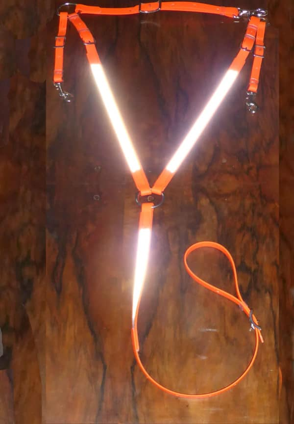 High Visibility Breastplate-1322