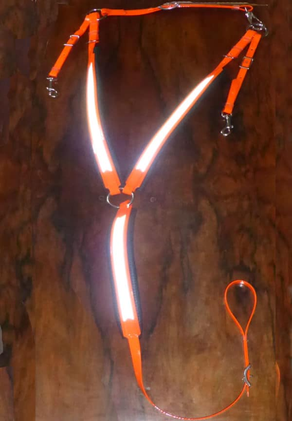 High Visibility Breastplate-1323