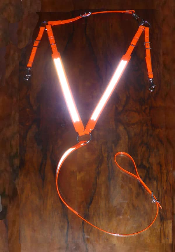 High Visibility Breastplate-1324