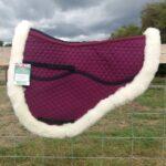 Pioneer - Deluxe Wool Shim Numnah-2063
