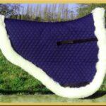 Pioneer - Deluxe Wool Numnah-0