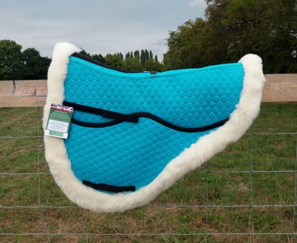 Pioneer - Deluxe Wool Shim Numnah-0