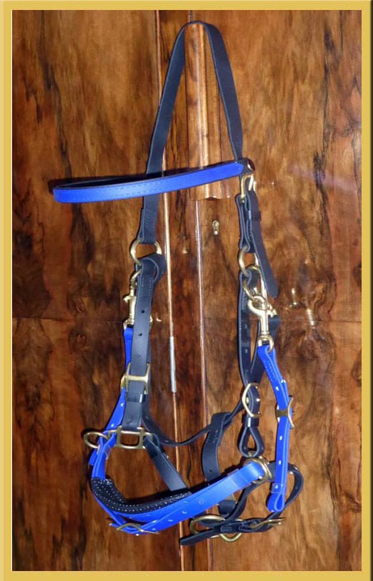 Sidepull Bridle - With Bit Hangers