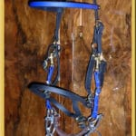 Ultra Light Bridle - With Myler Combination