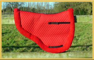 Pioneer - Wool Blend Numnah-0