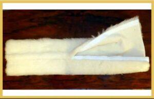 Classic Girth Sleeve - Velcro-0