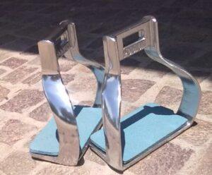 Podium Aluminium Stirrups
