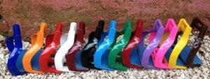 Podium Coloured Stirrups