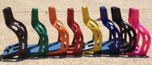 Podium Coloured XT Stirrups