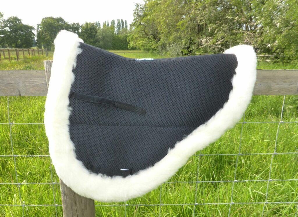 Pioneer Wool Spacer Numnah